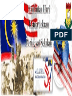 Banner Sambutan Kemerdekaan
