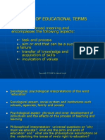 SLIDE+2+ANALYSIS++OF+TERMS+IN+EDUCATION