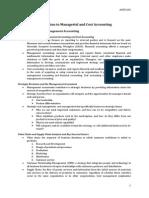 UQ Acct2102 Notes (Midsems)