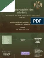 Preservación del Alvéolo.pptx