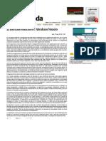 El mercado educativo - Abraham Nuncio — La Jornada.pdf