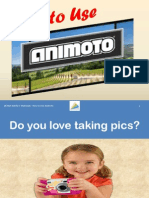 How to Use Animoto