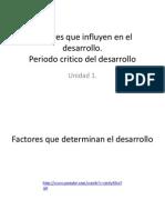2. Factores que influyen en el desarrollo(2014).ppt
