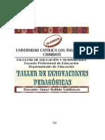 TEXTO DE INNOVACIONES PEDAGOGICAS.doc