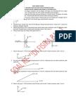 Soal Remidi Fisika Bab 1