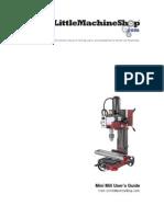 Mini Mill Users Guide