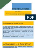 La Interpretación en el Derecho Penal.pptx