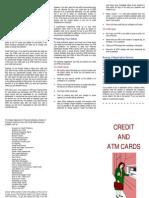 Cr Atm Cards