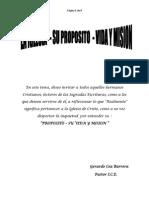LA IGLESIA-SU PROPOSITO Y MISION.docx