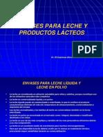 CAPITULO 8 - LECHE Y PRODUCTOS LACTEOS - 2008.ppt