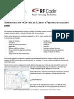Inblay - Admon de Activos y Personas Con RFID