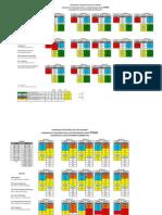 CALENDARIO ESCOLAR ITA SEP-DIC2014_ÚLTIMA VERSIÓN V7.xls