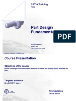 Part Design Fundamentals