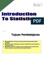 Modul 1 (Intro Stat)