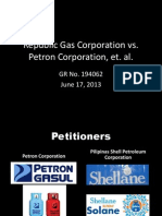 Republic Gas Corporation V
