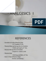 Analgesics i