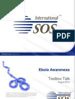 Ebola TBT