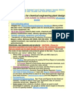 Cost Estimating for Chemical Engineering Plant Design-Index