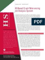 GIS-Based Crash Referencing and Analysis