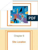 Retail Location & Site Selection
