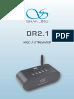 Shanling DR2.1-data