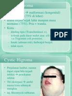 Cystic Higroma
