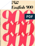 New English 900 - Book 1