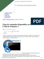 Lista de todos los comandos disponibles en la consola de Windows 7.pdf
