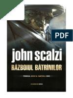 John Scalzi - Razboiul batranilor - 01. Razboiul batranilor [ibuc.info](1).pdf