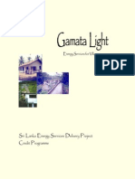 Sri Lanka ESD Case Gramata