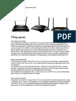 Router KhônRouter không dây chuẩn N300 VoIP GPONg Dây Chuẩn N300 VoIP GPON