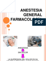 anestesia .............ppt