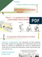 thème 113- la multiplicité des critères de distinction 2014-2015.ppt