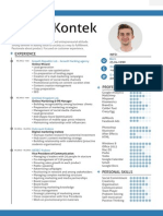 CV Pawel Kontek