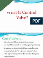 Control Valve (Actuator)
