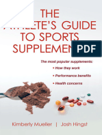 The Athlete's Guide to Sports Supplements