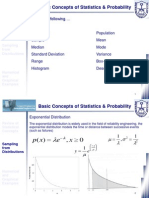 Class 06 - Basic Concepts of Statistics and Probability (3 of 3)