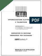 Combinatore Tel Stm Lift Safesy