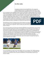 Futbol En Vivo Sin coste.