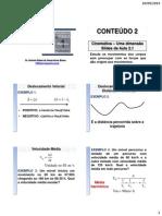 Conteúdo 2 - Slides da Aula 2_1 - Física I.pdf
