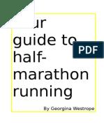 Guide to Half-Marathon Running
