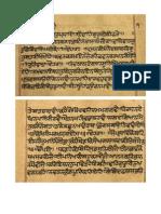 Bhai Nand Lal ji tankhanama orignal manuscript