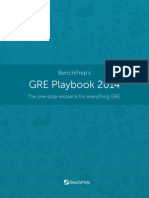 GRE playbook 2014
