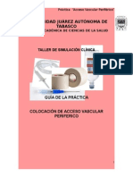3. Accesos Vasculares Periféricos.doc
