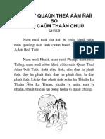 Bach Y Than Chu - Kinh Cuu Kho