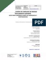 Metodologias de Analisis de Riesgo.pdf