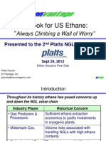 Outlook for US Ethane (2012)