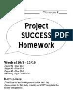 homework q1 week 6