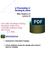 14-QueryProcessing-Sorting.ppt