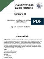 Capitulo 3 - Diseño de Alcantarillado.pptx